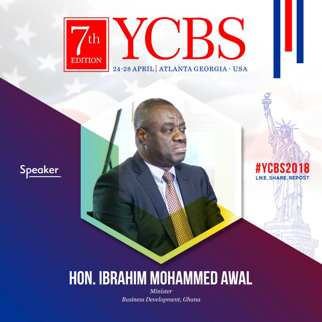 Hon. Awal Mohammed to Address Young Entrepreneurs in the US