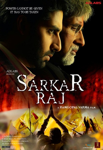 Sarkar Raj 2008 Hindi 480p BRRip 350mb