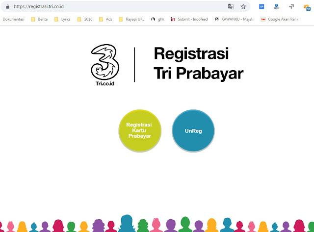 Cara Unreg Kartu XL, 3, Axis, Simpati, Indosat & Tri (Terbaru dan Lengkap)