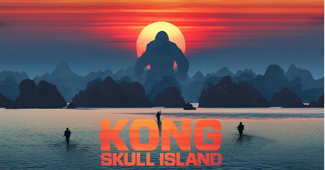 "Recenzja filmu ""Kong: Wyspa Czaszki"". Tom Hiddleston. Brie Larson. John Goodman. Samuel L. Jackson."