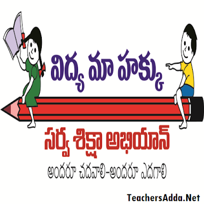 AP SSA Recruitment District wise Vacancies and Guidelines issued-AP SSA Recruitments Educational Qualifications
