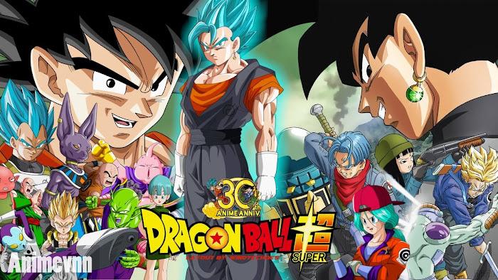 Ảnh trong phim Dragon Ball Super 1