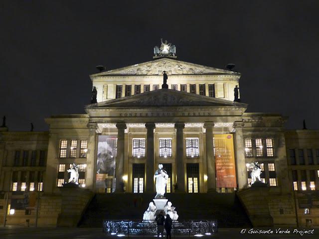 Konzerthaus Berlin por El Guisante Verde Project