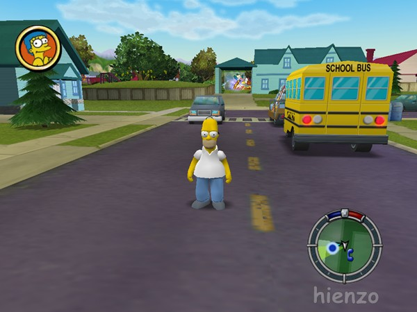 The Simpsons: Hit & Run (2003)