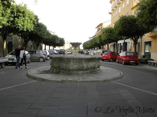 Pitigliano Toscana