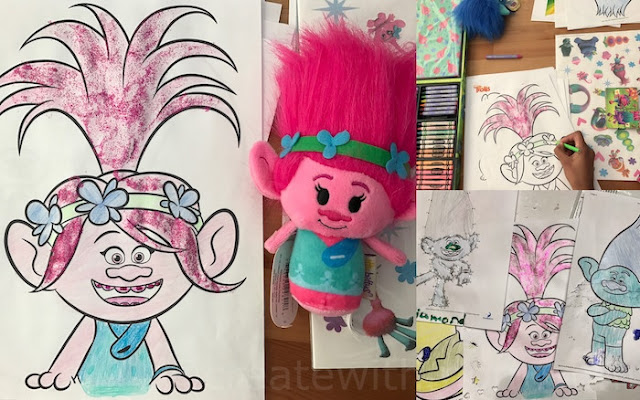 trolls crafts