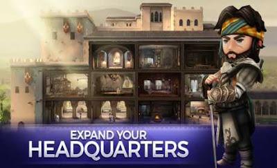 Assassin's Creed Rebellion Apk + Data OBB MOD
