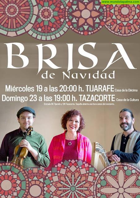 """Concierto """"Brisa de Navidad"""" en Tijarafe"""