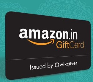 Amazon Email Gift Cards at 10% Cashback ~ Kwik Deals