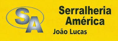 SERRALHERIA AMÉRICA Rua. Aurélio Lencione, 253 Jardim América - Tatuí - SP tel: (15) 3259-5256 / 99157-0688