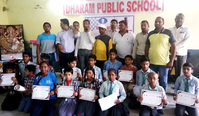 chess-championship-dharam-public-school-palwal