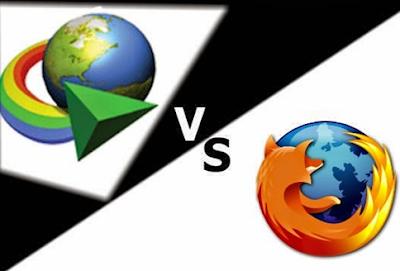 حل مشكلة عدم توافق برنامج IDM مع متصفح فايرفوكس