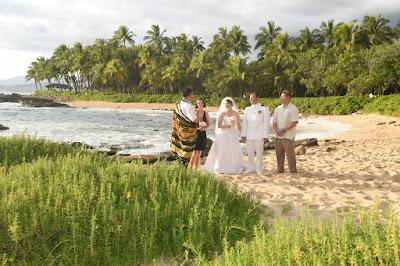 Ko Olina Beach Wedding