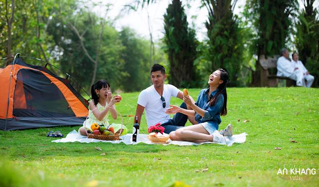 An Khang Villa - nơi lý tưởng để an cư