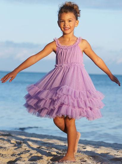 Nonude Child Modelling - Foto