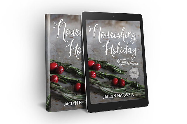 Nourishing Holiday ebook