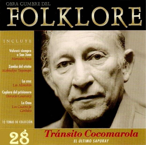 obras cumbres transito cocomarola folklore