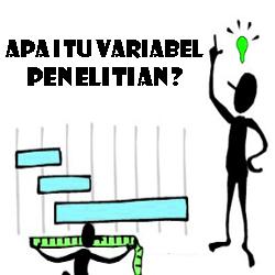 Pengertian Variabel Penelitian dan Contohnya