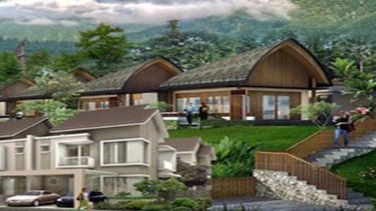 Proyek Perumahan 100 Ha Agung Podomoro Land Bandung