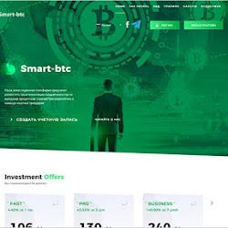 Smart-btc: обзор и отзывы о smart-btc.cc (HYIP СКАМ)
