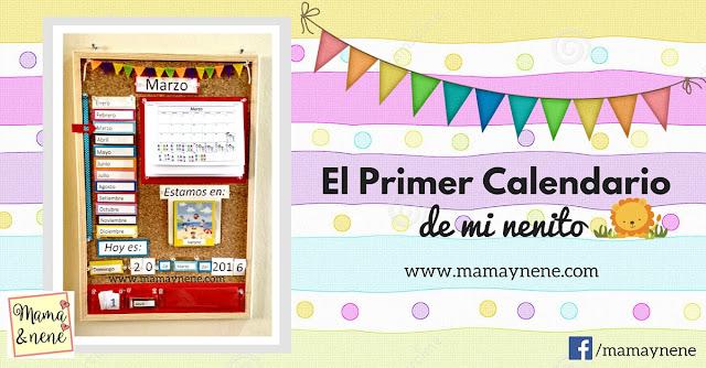 CALENDARIO-PREESCOLAR-NIÑOS-MAMAYNENE-CALENDAR-KIDS