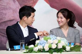 Song Jong Ki & Song Hye Kyo