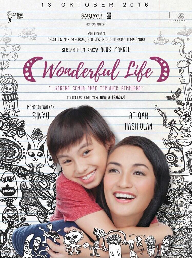 Hasil gambar untuk Wonderful Life (2016)