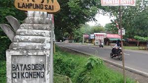Tanda 4 Kampung Lampung di Banten
