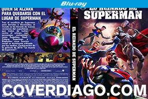 Reign of Supermen - El Reinado de Superman - BLURAY