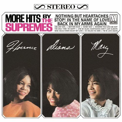 The Supremes - Stop! In the Name of Love on WLCY Radio
