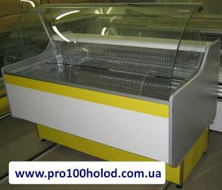 pro100holod.com.ua - Холодильная витрина Maggiore