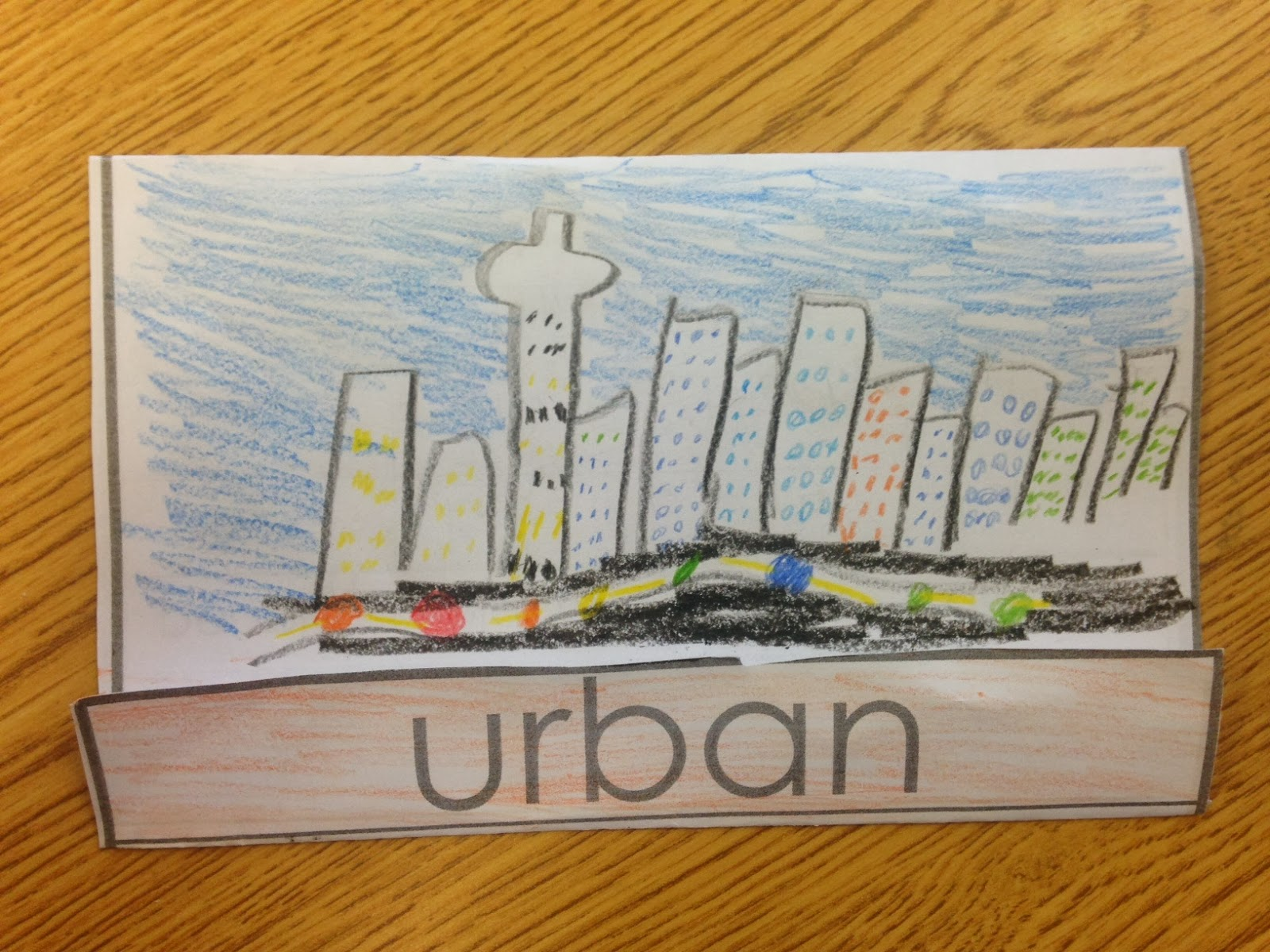 Rural Urban And Suburban Communities Fun