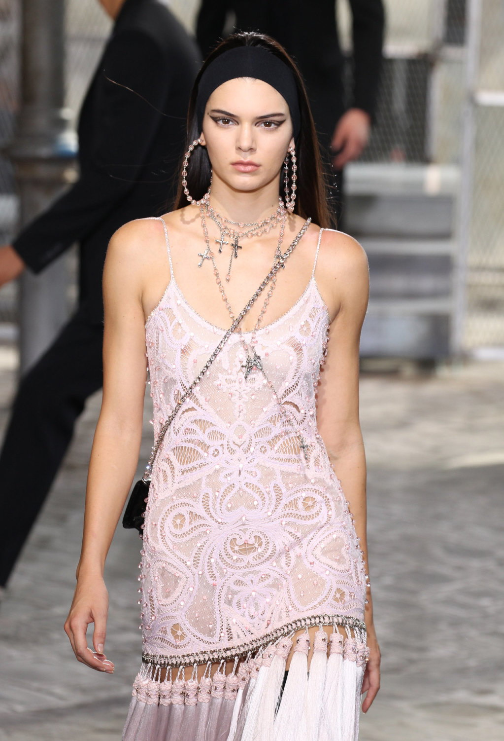 Fashion Through The Decades: Beauty Style N Makeup: Kendall Jenner See Through At Paris