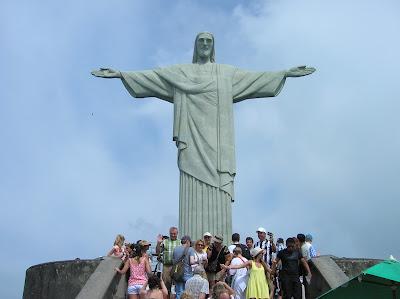 Cristo Redentor, Corcovado, Brasil, La vuelta al mundo de Asun y Ricardo, round the world, mundoporlibre.com