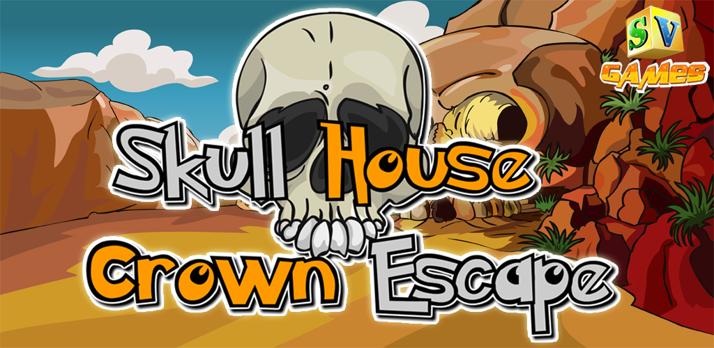 SiviGames Skull House Crown Escape