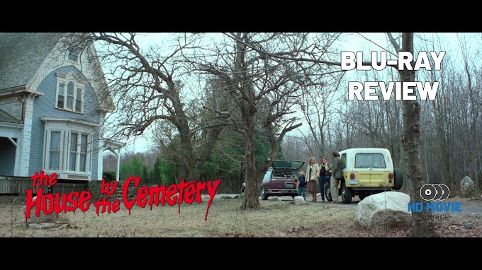 The House by the Cemetery (1981) Blu-ray Review: The Basics