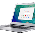 New Acer Chromebook 15 With Aluminum Design Makes Entertainment More Enjoyable With Large Display And Long Battery Life