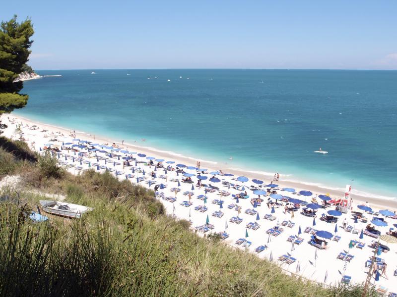 Italy Spiaggia di San Michele, Marche