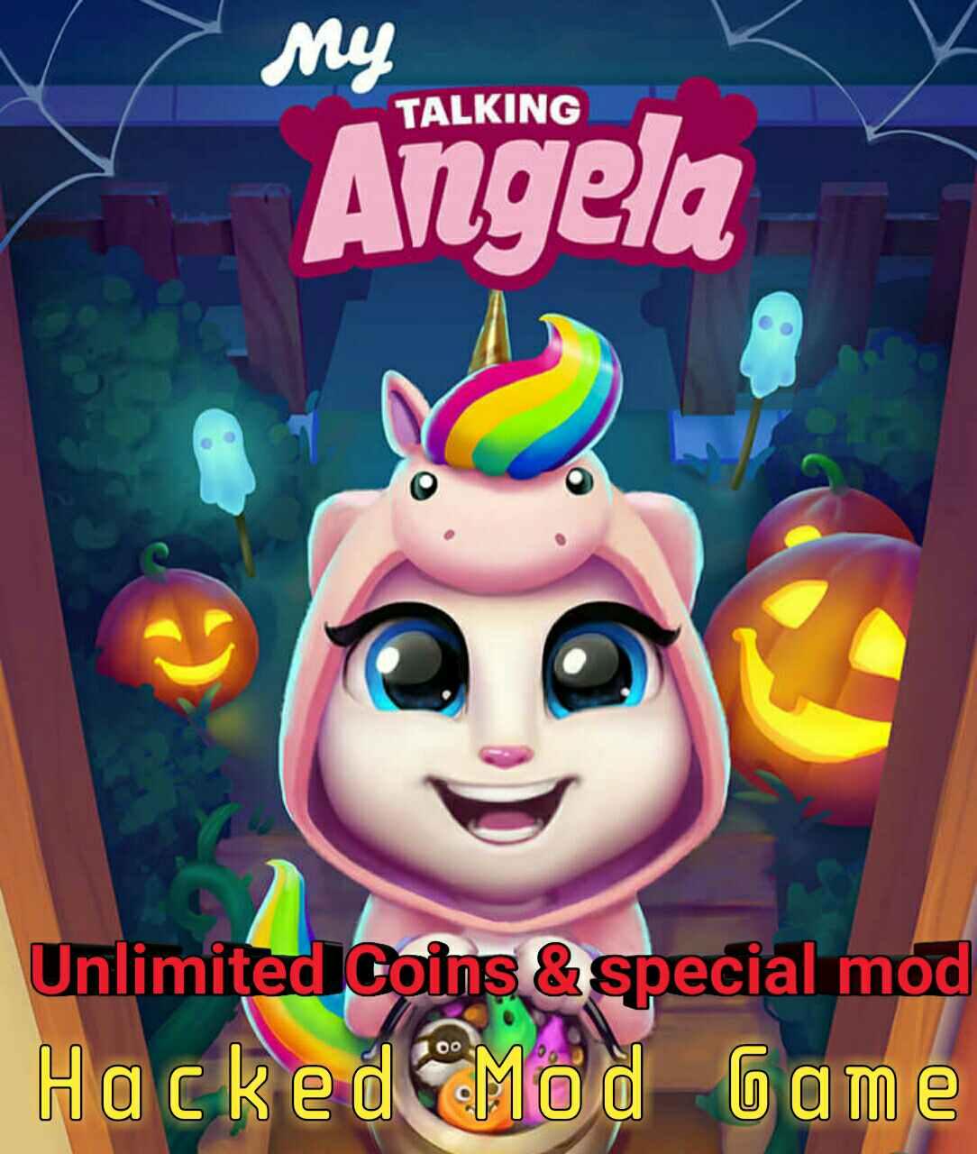 my talking angela hack apk download free