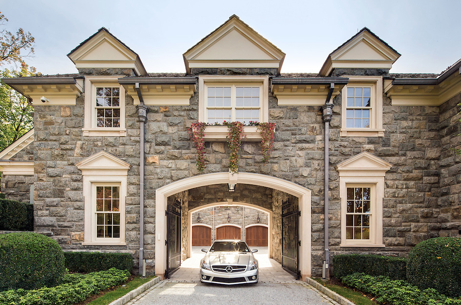 Homes amp Mansions The Beautiful Stone Mansion In Alpine