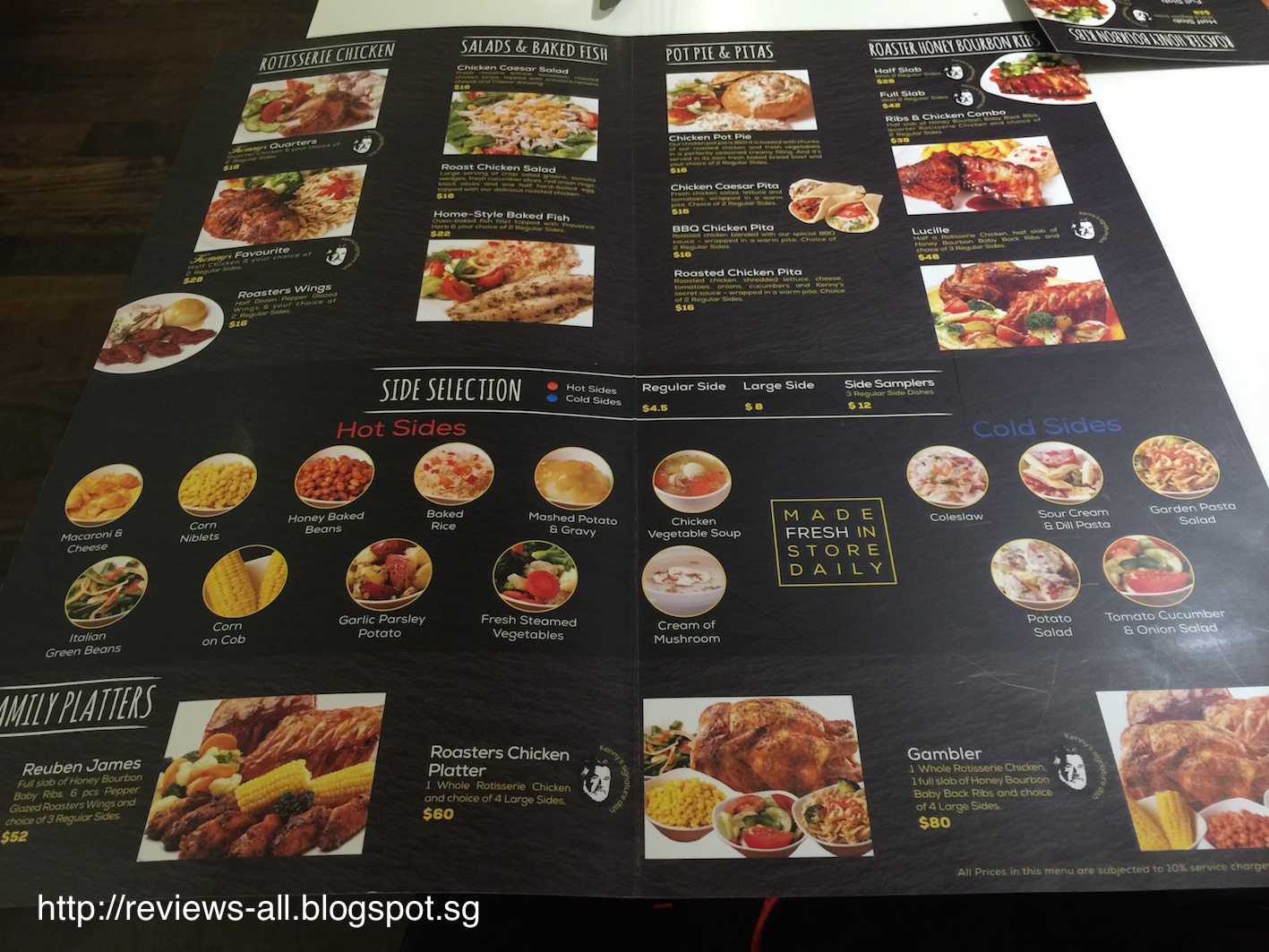 We'll Tell You - A&W Couple's Blog: Kenny Rogers Roasters ...