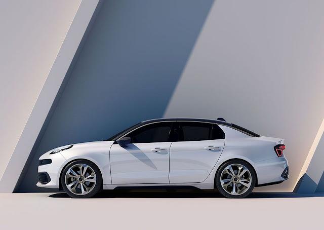 2017 Lynk & Co 03 Sedan - #lynk #new_car