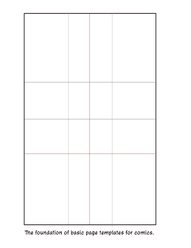 just create 4 panel grid up all night