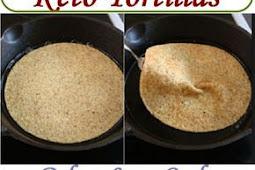 The best keto tortillas – Recipe