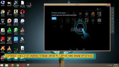 Download, Cara Install LeapDroid, Emulator Android Terbaik, Leapdroid, untuk laptop, android, komputer,
