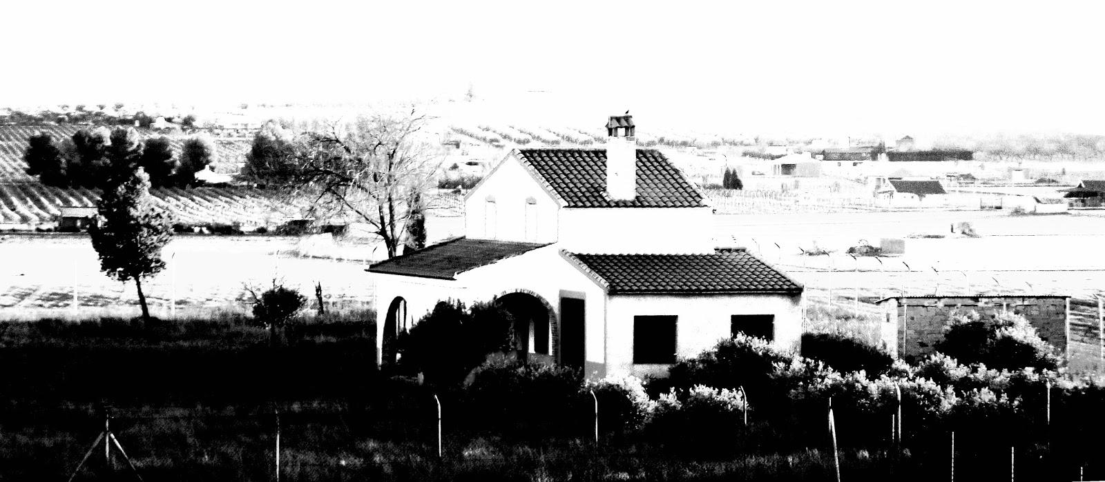 La casita blanca