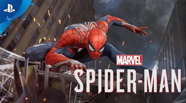 Nuevo gameplay trailer de MARVEL'S SPIDER-MAN (2018) en el Sony Playstation 4
