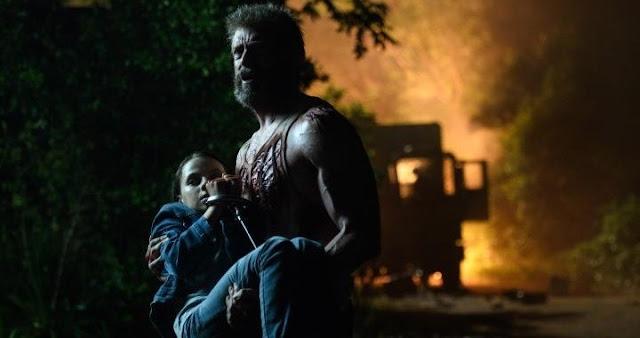 Jackman es Wolverine y Dafne Keen es X-23 en Logan