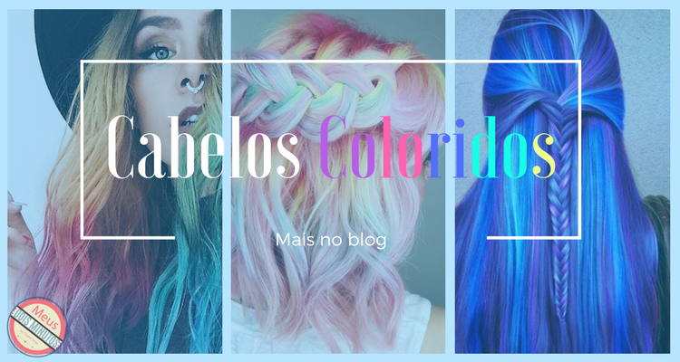 hair collored, hair collorfull, hair collor, cabelos coloridos