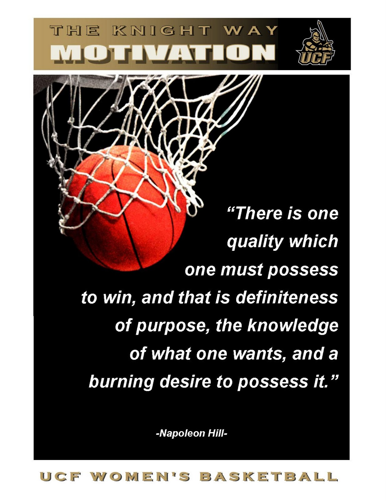 Motivational Quotes For Basketball Players: HOOP THOUGHTS: PRACTICE POINTERS #4: PLAYER NOTEBOOKS